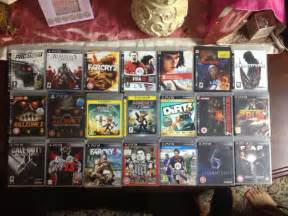 PlayStation PS3 Games