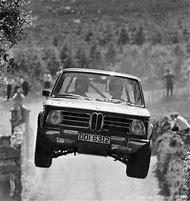 Vintage BMW 2002 Racing