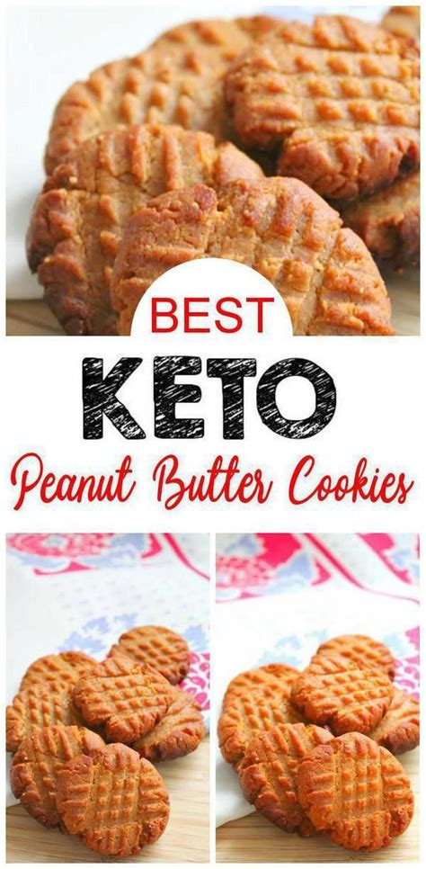 The best 11 sugar free cookies to buy on amazon! BEST Keto Cookies! Low Carb 3 Ingredient Peanut Butter ...