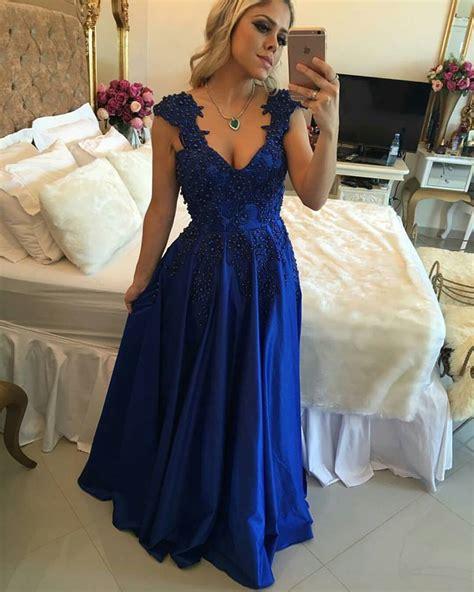 hermosas propuestas de vestidos de noche  decoracion