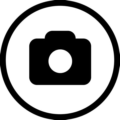 im   camera icon svg png icon