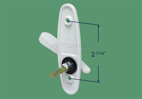 82 043 andersen tribeca thumb latch replacement swisco