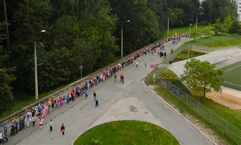 Baltijas ceļš - Ogres sākumskola