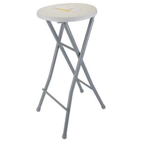 siege tabouret tabouret de bar pliable pliant portable chaise pouf siege
