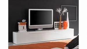 Tv Eckschrank Weiß : tv lowboard primo wei echt hochglanz lackiert ~ Markanthonyermac.com Haus und Dekorationen
