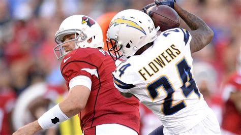 San Diego Chargers' Brandon Flowers, Jahleel Addae Out