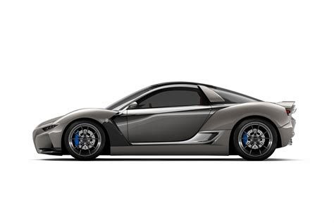 If Yamaha Made A Sports Car, It Would Look Like This