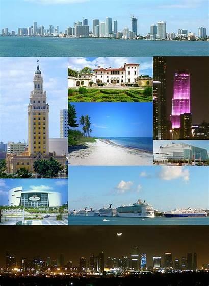 Miami Wikipedia Collage