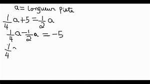 Exercice  1 Alg U00e8bre Et Fraction
