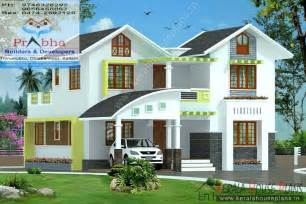 Home Design Business 4 Bedroom House Plans Kerala With Elevation And Floor Details Kerala House Plans Designs
