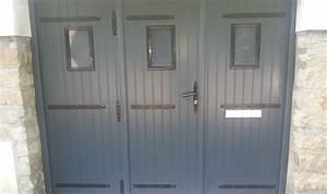 Porte De Garage 3 Vantaux : portes de garage ets guerin ~ Dode.kayakingforconservation.com Idées de Décoration