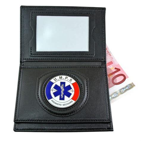 porte carte nationale porte carte 3 volets umps administratif fit