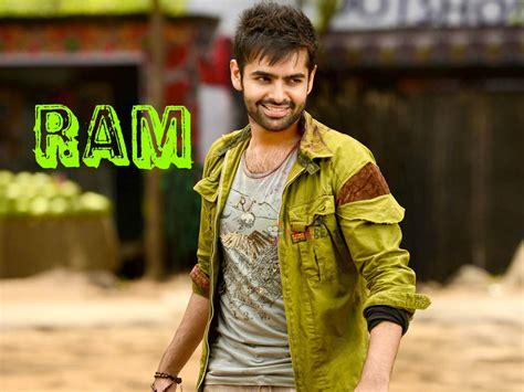 south indian actress ram pothineni  images pics