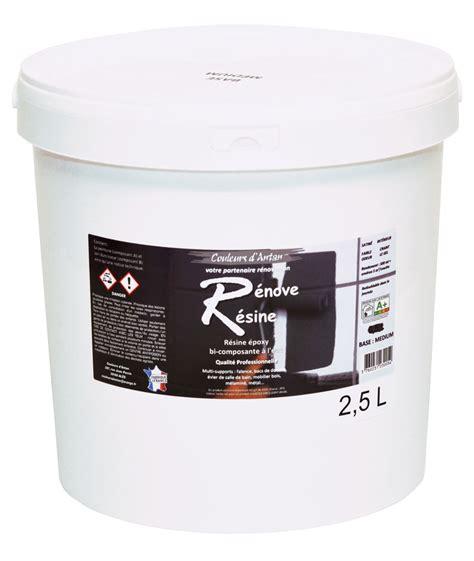 resine coloree pour carrelage r 233 sine color 233 e multisupport renove resine 2 5l id 233 ale carrelage baignoire 233 vier m 233 lamin 233