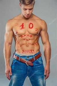 Image Homme Musclé : homme muscl en jeans photographie fxquadro 86472686 ~ Medecine-chirurgie-esthetiques.com Avis de Voitures