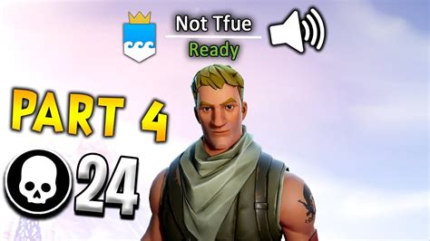 voice changer  tfue  fortnite part