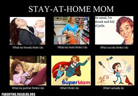 Stay At Home Mom Meme - bella vida by letty
