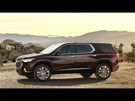 2019 Chevy Traverse  Exterior And Interior Youtube