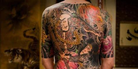 kisah tato yakuza seharga rp  juta merdekacom