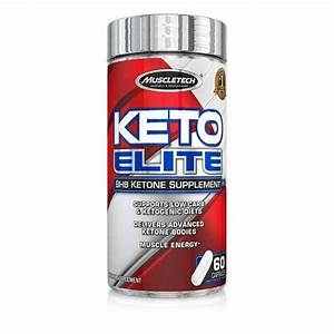 Muscletech Keto Elite
