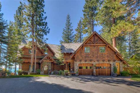lake tahoe cabin rentals lake tahoe vacation rentals tahoe luxury properties