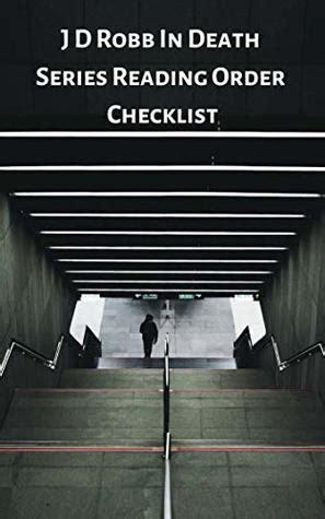 robb  death series reading order checklist  weird