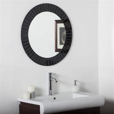 Popsugar has affiliate and advertising partnerships so we get revenue from sharing this content and from your purchase. Decor Wonderland The Glow Modern Frameless Wall Mirror & Reviews   Wayfair