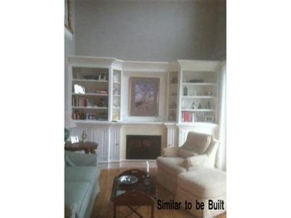 Bookcases Next To Fireplace Built Ins Pinterest