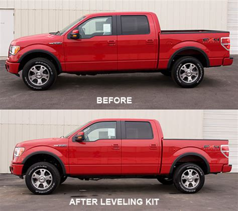 ford  leveling kit tuff country