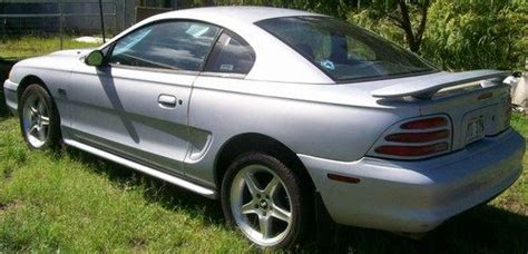 auto air conditioning repair 1995 ford mustang lane departure warning buy used 1995 ford mustang gts coupe 2 door 5 0l in hilo hawaii united states for us 6 099 00