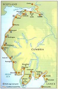 Cumbria Coastal Way Stanfords