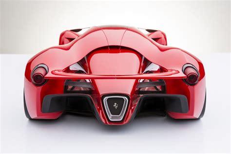ferrari f80 prototype ferrari f80 concept la supercar de 2020