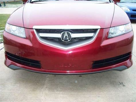 Acura Tl Type S Accessories by Acura Tl A Spec Kit Ebay