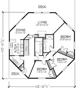 vacation home plans forest vacation home octagon house and house