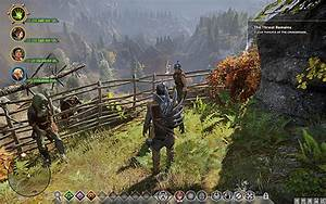 Preliminary information about The Hinterlands - Dragon Age ...
