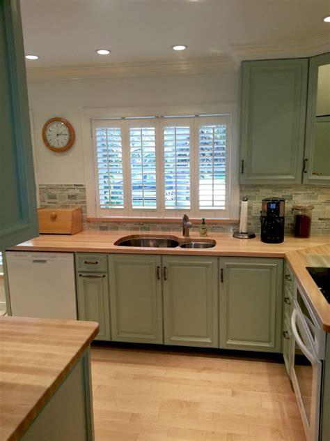 Custom Maple Wood Countertops in Boca Raton, Florida