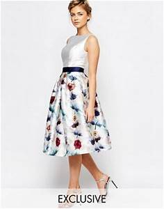 dresses for weddings wedding guest dresses asos With robe patineuse fleurie