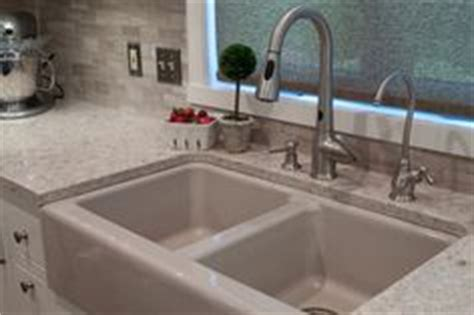 farmhouse sink pictures kitchen blanco silgranit ii truffle undermount sink cambria 7163
