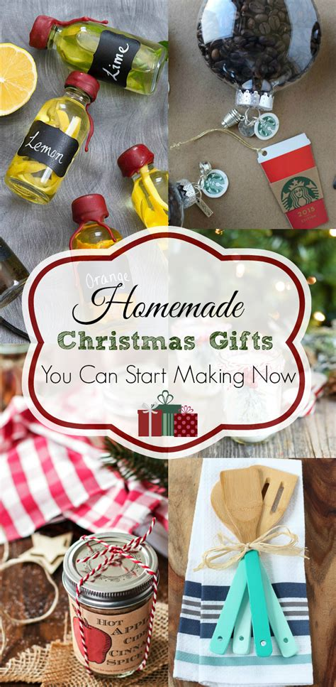 25 homemade christmas gifts retro housewife goes green