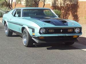 1972 Ford Mustang Mach 1 Fastback for Sale | ClassicCars.com | CC-1015706