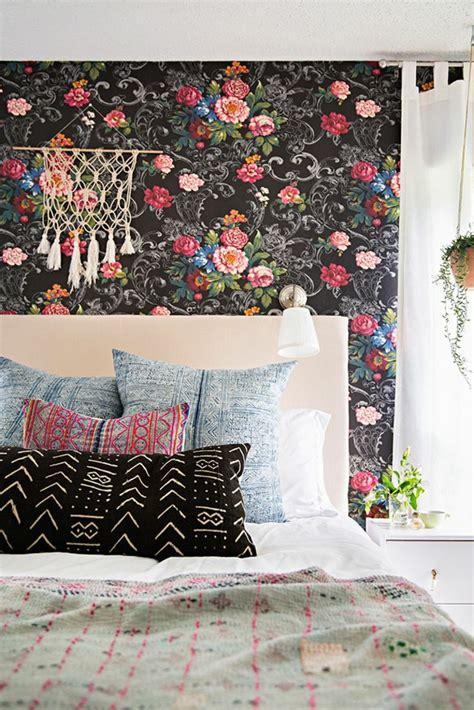 papier peint design chambre le papier peint en 52 photos pleines d 39 idées