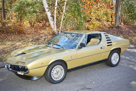 1972 alfa romeo montreal historic motor sport