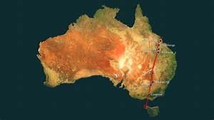 Cosgrove Track  Scientists Discover World U2019s Longest Chain Of Continental Volcanoes