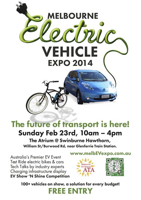 melbourne electric vehicle expo  melbourne