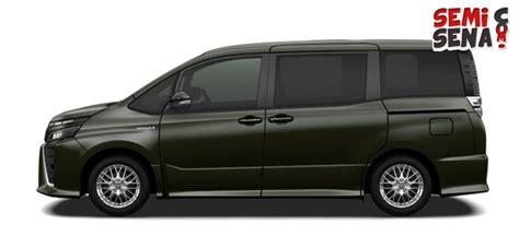 Gambar Mobil Gambar Mobiltoyota Voxy by Harga Toyota Voxy Review Spesifikasi Gambar Agustus