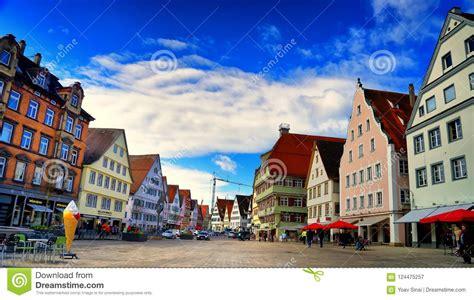 Fenster Und Tuerenkreisberufsschulzentrum In Biberach by Marktplatz In Biberach Ein Der Ris Deutschland