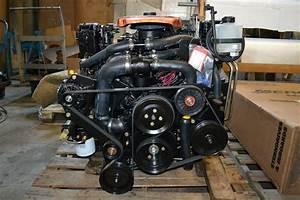 Mercruiser 383 Stroker Magnum Mpi Engine 350 Hp Bravo 6 2