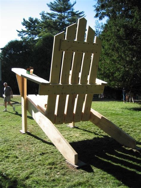 foot adirondack chair woodwork city  woodworking