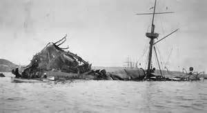 this day in history the uss maine exploded in cuba s