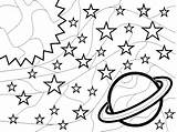 Coloring Space Outer Pages Darkrai Printable Star Stars Planet Sky Final Astronomy Preschool Drawing Stained Glass Comments Kaynak Popular Coloringhome sketch template